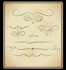 Decoration,Frame,Christmas,Retro Revival,Old-fashioned,typographic,Wedding,Ilustration,Ruler,Page,Swirl,Classical Style,Scroll,Ornate,Elegance,filigree,Vector,Splashing,Label,Calligraphy,Invitation,Nostalgia,Book,Menu,Ink,Greeting Card,Celebration,Document,Certificate,Design,Greeting,Style,Vignette,Classic