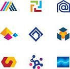 Abstract,Business,Design Element,Computer Icon,Symbol,Ilustration