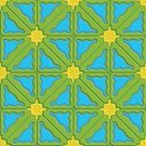 Geometric Shape,emboss,Brocade,Cut Out,Yellow,Blue,Backgrounds,Pattern,Abstract,Backdrop,Vector