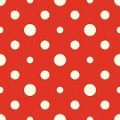 Polka Dot,Red,White,Spotted,Pattern,Seamless,Old-fashioned,Backgrounds,Retro Revival,Textured,Wallpaper Pattern,Multi Colored,Geometric Shape,Beige,Textured Effect,Classic,Square,Ilustration,Repetition,Circle,Design,Wallpaper,Vector,Simplicity,Design Element,Square Shape