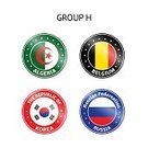 Russia,Isolated,Country - Geographic Area,Belgium,Algeria,Team,Vector,Sport,nation,Symbol,Championship,Korea,Flag,Group Of People,Circle,South,Ilustration,Earth,Soccer,Brazil,American Football - Sport,Letter H,Cup,National Landmark