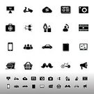 Real Time,Social Networking,Ilustration,Technology,Small Business,Vector,People,Internet,Business,Sign,Symbol