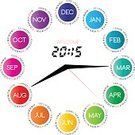 Timeline,Time Zone,Calendar,Circle,Month,Week,2015,Year,Clock,Celebration,Postcard,Number,Ideas,Countdown,Concepts,Routine,Ilustration,Computer Graphic,Design,Day,Imagination,Calendar Date,Monthly,Sparse,weekly,Vector,Isolated,New Life,Beginnings,Business,Simplicity,Almanac,Abstract,Personal Organizer,template,Shape,Inspiration,Happiness,Design Element,Modern,New,Planning,Watch,Plan