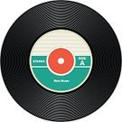 Sound,Music,Computer Graphic,Record,Retro Revival,1970s Style,Circle,Shadow,Label,Small,Old,Flat,Hole,Old-fashioned,RPM,Classic,Isolated,Black Color,Information Medium,Ilustration,Plastic,Gramophone,Equipment,No People,Technology,Curve,Empty,45 RPM,Entertainment,isolated objects,White,Sound Recording Equipment,Single Object,unlabeled,Grooved,Design Element,Vector,Blank,1960s Style