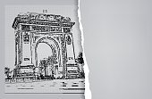 Winning,Arc,Arch,France,Ilustration,Space,Sketch,Backgrounds,Text,Romania,Bucharest,Old-fashioned,Paris - France,Europe,Engraved Image,Famous Place,History,Beauty,Centre - France,Field,Arc de Triomphe,Black Color,Alexander Column,Architecture,Art,Drawing - Activity,Vector,Travel,Monument,Construction Industry,Old,Built Structure,Arranging,Capital Cities,Tourism,Antique,Urban Scene,White,Charles I Of England,Pencil Drawing