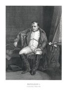 French Revolution,Napoleon Bonaparte,Hand On Hip,18th Century Style,France,Engraved Image,Looking At Camera,18th Century,French Culture,Sitting,One Person,Old,Period Costume,Portrait,Cultures,Image Created 19th Century,Vertical,Nobility,White Background,Full Length,Black And White,Historical Clothing,History,Senior Adult,Indoors,Antique,Old-fashioned,Ilustration,Traditional Clothing,Drawing - Art Product,Adult,Ancient,The Past,Leadership