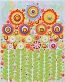 Ornamental Garden,Painted Image,Art,Flower,Single Flower,Creativity,Flower Head,Decor,Bizarre,Exoticism,New,Squeeze Bottle,Multi Colored,Modern,Nature,Individuality,Special,Paint,Plant,Paintbrush,Textured,Botany,Leaf,Textured Effect,Blossom,Art Product,Ilustration,Vertical,Petal,Craft,Monoprint,Mosaic,Spray,Paintings,Meadow,Rosé,Blooming,Stroking,Stationary