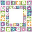 Floral,Orange,Love,Happiness,Nature,Square,Cheerful,Design,Birthday,Easter,Blue,Green Color,Orange Color,Pink Color,Purple,Yellow,Multi Colored,Square Shape,Pattern,Flower,Season,Flower Head,Springtime,Summer,Decoration,Backgrounds,Baby,Child,Postcard,Frame,Greeting Card,Cute,Valentine's Day - Holiday,Congratulating,Blossom,Illustration,Celebration,Inviting,Floral Pattern,Vector,Wishing,Patchwork,Single Flower,Collection,Mother's Day,Thank You,Holiday - Event,Invitation