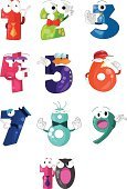 Preschooler,Number,Child,Education,Characters,Ideas