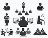 Symbol,Training Class,Icon Set,Teamwork,Team,Discussion,People,Businessman,Internet,Computer,Desk,Conference,Presentation,Standing,Conference,Table,Business,Silhouette,Innovation,Technology,Meeting,Wealth,Sitting,Leadership,Office Interior,Men,Mediation,Achievement,Vector,user,Brainstorming,Occupation,Contract,Web Page,Connection,Communication