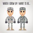 Military,Army,Aiming,Men,U S Army,Uniform,Army Soldier,Vector,Saluting,Ilustration,Gun,War,Weapon,Heroes,General