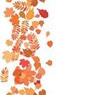 Nature,Horizontal,Thanksgiving,Brown,Red,Yellow,Multi Colored,Pattern,Tree,Branch,Leaf,Season,Autumn,Decoration,Backgrounds,Repetition,Ornate,Abstract,Illustration,No People,Vector,October,September