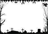 Cemetery,Halloween,Tombstone,Silhouette,Tree,Crow,Black Color,Spooky,Dead Plant,White,Vector,Landscape,Cartoon,Dead Person,Backgrounds,Grave,Symbol,Bat - Animal,Back Lit,Animal,Horror,Flower,Woodland,Branch,Outline,Isolated,Leaf,Bird,Death,Autumn,Fear,Nature,Holiday,Dark,Shadow,Scenics,Form,Night,Contour Drawing,Holidays And Celebrations,Landscapes,Vector Cartoons,Nature,Halloween,Season,Shape,Stem,Plant,Fantasy,Illustrations And Vector Art