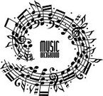 Single Line,Musical Band,Singing,Music,Backgrounds,Celebration,Musical Note,Pattern,Art,masterpiece,Musical Staff,Computer Graphic,Spotted,Design,Composition,Musical Symbol,Commercial Sign,Treble Clef,Ornate,Piano,Orchestra,Ideas,diesis,Computer Software,Grooved,Shape,Postcard,Spinning,Symbol,Sign,Vector,Curve