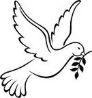 Dove - Bird,Christmas,Symbols Of Peace,Religion,White,Christianity,Spirituality,Catholicism,Peace On Earth,Ark,God,white dove,Birds,Holiday Symbols,Vector Cartoons,Illustrations And Vector Art,Animals And Pets,Holidays And Celebrations