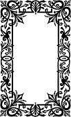 Frame,Gothic Style,Victorian Style,Antique,Vector,Old-fashioned,Floral Pattern,Pattern,Decoration,Old,Ornate,Elegance,Scroll Shape,Growth,Swirl,Backgrounds,Ilustration,Arts Backgrounds,Vector Ornaments,Arts And Entertainment,Vector Florals,Leaf,Copy Space,Computer Graphic,Illustrations And Vector Art