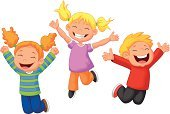 People,Activity,Motion,Casual Clothing,Humor,Surprise,Happiness,Joy,Teamwork,Business,Human Body Part,Human Face,Cheerful,Jumping,Gesturing,Laughing,Smiling,Waving,Childhood,Fun,Child,Teenager,Cut Out,Cute,Illustration,Cartoon,Group Of People,Males,Boys,Females,Girls,Vector,Student,Characters,Facial Expression,Relaxation