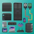 Network Server,backup,Big Data,Router,Nas,Wireless Technology,Computer Icon,Data,Computer,Infographic,Telephone,Communication,Pill,Three-dimensional Shape,Digital Display,Computer Equipment,Computer Network,Netbook,Hard Drive,Midsection,Storage Compartment,Order,Technology,Ilustration,Solid,Set,Design,Connection,Smart Phone,Laptop,Global Communications,Computer Part,Vector