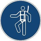 Harness,Computer Icon,Symbol,Construction Industry,Warning Sign,mandatory,Security,Vector,Stealth,Sign,Standard,Factory,Advice,Organization,Industrial,Isolated,Global Communications,Safety,Data,Risk,Protection,Interface Icons,Action,Information Medium,Merchandise,Protective Workwear,Ilustration,At Attention,Danger,Plant,Industry,Residential District,Button