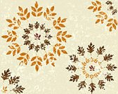Autumn,Pattern,Leaf,Oak Tree,Circle,November,September,Grunge,Floral Pattern,Vector,October,Backgrounds,Design,Paint,Ilustration,Abstract,Plant,Beauty In Nature,Decoration,Nature,Ornate,Orange Color,Curled Up,Concepts,Ideas,Fall,Creativity,Brown,Beautiful,Plants,Beauty,Vector Florals,Red,Illustrations And Vector Art,Nature
