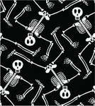 Halloween,Human Skeleton,Seamless,Dancing,Pattern,Human Bone,Death,Backgrounds,Wallpaper Pattern,Art,Ornate,Halloween,Vector Backgrounds,Arts Backgrounds,Arts And Entertainment,Illustrations And Vector Art,Holidays And Celebrations