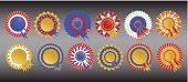 Backgrounds,Badge,Banner,Award,Achievement,Computer Graphic,Empty,Ilustration,Blank,Blue,Shape,White,Award Ribbon,Textured,Sign,Success,Multi Colored,Stitch,Honor,Insignia,Ornate,Decoration,Curled Up,Design,Design Element,Incentive,Green Color,Gold,Creativity,Roped Off,Vector,Red,Yellow,Satin,Symbol,Contest,Competition,Silk,Label