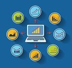 Report,Set,Sign,Silhouette,Data,Number,Symbol,Icon Set,Business,Arrow,Chart,Diagram,Graph,Infographic
