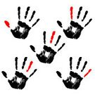 Human Hand,Assistance,Handprint,People,Paint,Abstract,Print,Palm,Standing Out From The Crowd,Art,Freedom,Silhouette,Dirty,Sign,Grunge,Creativity,Achievement,Intelligence,Individuality,One Person,Spray,Power,Ideas,Human Finger,Leadership,Concepts,Ilustration,Symbol,Clip Art,Conflict,Design,Success,Painted Image,Contrasts,Material,Liquid,Placard,Splattered,Inspiration,Spotted,High Society,Exclusion,Blob,Upper Class,Stained,Arts And Entertainment,Concepts And Ideas,Success,People