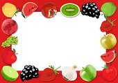 International Border,Frame,Healthcare And Medicine,Healthy Lifestyle,Healthy Eating,Placard,Banner,Creativity,Vegetable,Food,Agriculture,Group of Objects