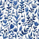 Pattern,Seamless,Watercolor Painting,Blue,Drawing - Art Product,Flower,Floral Pattern,Wallpaper Pattern,Springtime,Leaf,Old-fashioned,Decoration,Petal,Backdrop,Beauty In Nature,Ilustration,Blossom,Computer Graphic,Summer,Ornate,Backgrounds,hand drawn,Drawing - Activity,Vector,Retro Revival,Nature