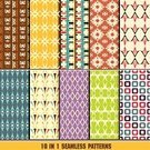 Modern,Backgrounds,Abstract,Shape,Circle,Set,Art,Paper,Ornate,Group of Objects,Backdrop,Textured,Ilustration,Textile,Multi Colored,Collection,Fashion,Repetition,Retro Revival,Geometric Shape,Old-fashioned,Wallpaper Pattern,Design,Vector,Seamless,Cute,Computer Graphic,Decoration,Pattern,Striped