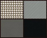 Industry,Gray,Backgrounds,Silver Colored,Brushed,Silver - Metal,Four Objects,Woven,Multiple Image,Variation,Textured,Wallpaper Pattern,Seamless,Heavy Metal,Textured Effect,Hexagon