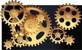 Gear,Machinery,Ilustration,Computer Graphic,Machine Part,Steel,Working,Vector,Technology,Symbol,Glowing,Factory,Abstract,template,Wheel,Backgrounds,Business,Engine,Cooperation,Circle,Equipment