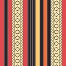 Orange Color,Yellow,Beige,Black Color,Exoticism,Red,Abstract,Simplicity,Demotic,Pattern,Multi Colored,Backgrounds,Textile