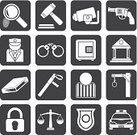 Prison,Rescue,Nightstick,Symbol,Courthouse,Car,Book,Weapon,Built Structure,Prisoner,Interface Icons,Mallet,Security System,Security,Justice - Concept,Industry,Sign,Web Page,Internet,Magnifying Glass,Searching,Silhouette,Set,Hammer,Surveillance,Police Force,Security Staff,Bank,Weight Scale,Handcuffs,Law,Hanging,internet icons,Menu,Criminal,paddy wagon,Pistol,Authority,Crime,Vector,Death,Fingerprint,Legislation,Camera - Photographic Equipment,Judgement,Computer Icon