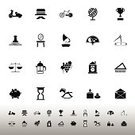 Collection,Ilustration,Sign,Symbol,Vector