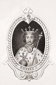 Royalty,Crown,Knight,King,British Culture,Medieval,Scepter,Imperial State Crown,Frame,Middle Ages,Royal Person,Portrait,Ilustration,Engraved Image,Richard Ii Of England,Old-fashioned,Number 2,History,English Culture,Mustache,Respect,Men,Etching,Leadership,Ancient History,Courage,autocratic,Old,Fine Art Portrait,Warrior,Monoprint,Beard,Facial Hair,One Man Only,Historical Document,Circa 14th Century,Headwear,The Past,Character Traits,Antique,People,Only Men,Ancient Civilization,Lords,Illustrations And Vector Art,Vertical,Concepts And Ideas,Circa 15th Century,England,Chivalry