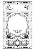 Frame,Circle,Dragon,Edwardian Style,Victorian Style,Corner,Griffin,Black Color,Ornate,Baroque Style,Scroll Shape,White,Nameplate,Retro Revival,Design,Style,Symbol,Floral Pattern,Antique,Old-fashioned,Vector,Computer Graphic,Rococo Style,Decoration,Image Created 19th Century,Backgrounds,Angle,Classic,Vignette,Scroll,Swirl,Ilustration,Elegance,20th Century Style,Abstract,Gothic Style,Fashion,Cartouche,Part Of,Obsolete,Shape,Leaf,Symmetry,Luxury,Copy Space,Decor,Vector Florals,Vector Backgrounds,Vector Ornaments,Illustrations And Vector Art