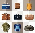 Suitcase,Sport,Flat,Symbol,Backpack,Fashion,Textile Industry,Industry,Eps10,Silhouette,Infographic,Business,Set,Luggage,Briefcase,Vector,Ilustration,Travel,Group of Objects,Calceolaria,Drawing - Activity,Lamiaceae,Personal Accessory,Bag,Collection,Fashion Industry,Style,Design Element,Connection,Design,Computer Graphic,Textile,Presentation,Man Made Object,Wallet,Closet,Shopping Bag,Creativity,Calceolariaceae,Purse