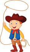 Scarf,Cowboy,Cartoon,Cheerful,Rope,Little Boys,Activity,Action,Rural Scene,Boot,Pants,Rodeo,Ranch,One Person,Shirt,Working,Leather,West - Direction,Summer,Spinning,People,Hat,Smiling,Happiness,Ilustration,Child,Mascot,Male,Lasso,Fun,Humor,Young Adult,Rancher,Prairie,Occupation,Strength,Texas,Vector,Men