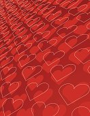 Valentine's Day - Holiday,Affectionate,Backgrounds,Animal Heart,Heart Shape,Passion,Romance,Desire,Holidays And Celebrations,Valentine's Day,Sweet Food,Heterosexual Couple,Cute,Love