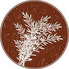 Herb,Herbal Medicine,Homeopathic Medicine,Aromatherapy,Label,Bunch,Rosemary,Leaf,Woodcut,Imitation,Splattered,Monochrome,Abstract,Branch,Badge,Nature,Silhouette,Twig,Design,Vegetarian Food,Grunge,Ilustration,Textured,Cut Out,Organic,Gourmet,Engraved Image,Salad,Food,Spice,Plant,Scratched,Seasoning,Vector,Ingredient,Vegetable,Circle,Contrasts,Ornate
