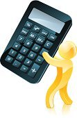 Home Finances,Calculator,Cartoon,Mathematics,Mathematical Symbol,Animated Cartoon,Characters,Concepts,Computer Icon,Mascot,Black Color,Internet,Ideas,Add,Holding,Counting,Isolated,Gold,Interface Icons,Number,Calculating,Figurine,One Person,Posing,People,Finance,Business,Vector,Financial Advisor,Three Dimensional,Symbol,Men,Three-dimensional Shape,Clip Art,Carrying,Keypad,Gold Colored,Push Button,Giant,Ilustration,Drawing - Art Product,Large,The Human Body,Metal