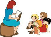 Teacher,Preschool,Child,Cartoon,Classroom,Storytelling,Listening,Sitting,Student,Picture Book,Fairy Tale,Preschooler,Education,Group Of People,Chair,Little Boys,Instructor,Learning,Vector,Little Girls,Clip Art,Ilustration,Childhood,Activity,Art,Drawing - Art Product,Isolated,Computer Graphic,Young Adult,Education,Digitally Generated Image,Industry,Babies And Children,Illustrations And Vector Art,Lifestyle,Vector Cartoons