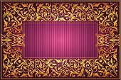 Backgrounds,Pattern,Victorian Style,Retro Revival,Decoration,Design,Vignette,Curve,Vector,Elegance,Copy Space,filigree,Luxury,Classical Style,Sign,Flourish,Curled Up,Design Element,Ornate,Scroll Shape,Frame,Picture Frame,Vibrant Color,Shiny,Swirl,Antique,Abstract,Yellow,Rectangle,Majestic,Blank,Gold Colored,Insignia,Banner,Clip Art,Spiral