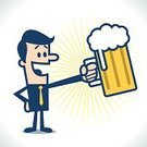 Beer - Alcohol,Men,Drinking,Businessman,Laughing,People,Human Face,Mouth Open,Celebratory Toast,Businesswoman,Thumb,Financial Occupation,Teamwork,Drink,Caucasian Ethnicity,Moving Up,Togetherness,Professional Occupation,Recruitment,Celebration,Smiling,Young Adult,Support,Glass - Material,Customer,New,Women,Happiness,Suit,Bright,Variation,Achievement,Human Hand,Standing,Winning,Friendship,Adult,Alcohol,Community,Business,Cheerful,Occupation,Business Person,Congratulating,White Collar Worker,Wedding,Cheering,Glass,Success