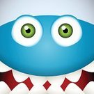 Human Mouth,Smiling,Human Teeth,Smiley Face,Monster,Human Eye,Monster,Symbol,Happiness,Avatar,Hungry,Backgrounds,Animal,Shock,Fun,Blue,Halloween,Vector,Animated Cartoon,Bizarre,Painted Image,Real People,Comedian,Computer Graphic,Humor,Characters,Anthropomorphic,Human Face,Ilustration,Cute,Art,Cartoon,Cheerful,Alien,Spooky,Square,Anger,Horror,Ugliness