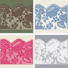 Lingerie,Ornate,Elegance,Holidays And Celebrations,Seamless,Design Element,Computer Graphic,Single Flower,Decoration,Romance,Lace - Textile,Ribbon,Repetition,Vector,Backgrounds,Floral Pattern,lacework,Classic