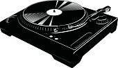Turntable,Record,Gramophone,Music,Silhouette,Vector,Playing,Retro Revival,Old-fashioned,Front View,Sound,Isolated,Single Object,No People,Disco,Nostalgia,Electrical Equipment,Digitally Generated Image,Disk,Ilustration,Obsolete,Audio Equipment,Cool,Equipment,Entertainment,Collection,Creativity,Design,Abstract,White Background,Upperdeck View,Scratching,Profile View,creative element,Illustration Technique,Mobility,Design Element,Shiny,Nightlife,Horizontal,graphic element,Full Length,Isolated On White