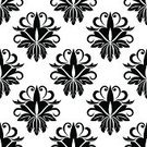 Flourish,Decoration,Old-fashioned,Floral Pattern,Blossom,Flower,Royalty,Abstract,Textile,Ornate,Vector,Embellishment,Creativity,Decor,Backdrop,Part Of,Swirl,Tile,Tracery,foliate,Retro Revival,Ilustration,Leaf,Scroll Shape,Elegance,Design Element,Modern,Textured,Design,Backgrounds,Computer Graphic,Pattern,Seamless,Wallpaper,Wallpaper Pattern,Repetition